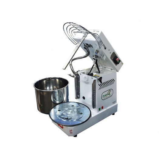 FAMAG Grilletta 10kg Dough Mixer - Variable Speed & Removable Bowl
