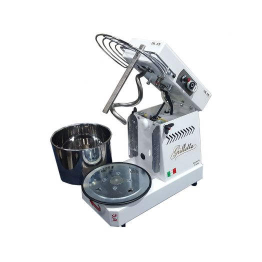 FAMAG Grilletta 8kg Dough Mixer - Variable Speed & Removable Bowl