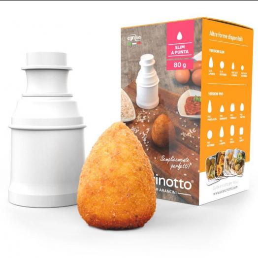 Arancini Moulds/Makers Slim Pyramid - 80 gram - 4.7 x 6.7cm