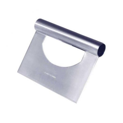 Stainless Steel bench scraper