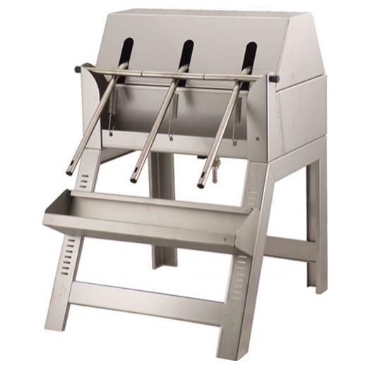 Stainless Steel Gravity Filler - 3 head