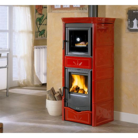 Nicoletta heater with oven