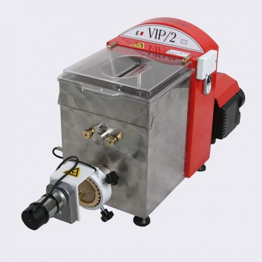 VIP/2 Extrusion Pasta Machine with Cutter