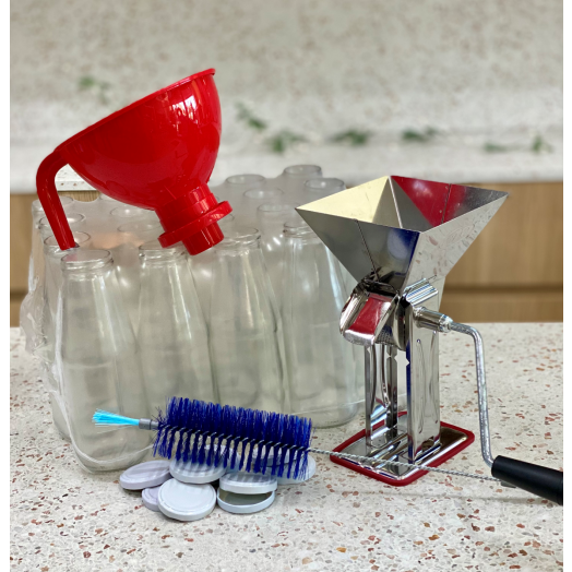 Passata Making Starter Kit