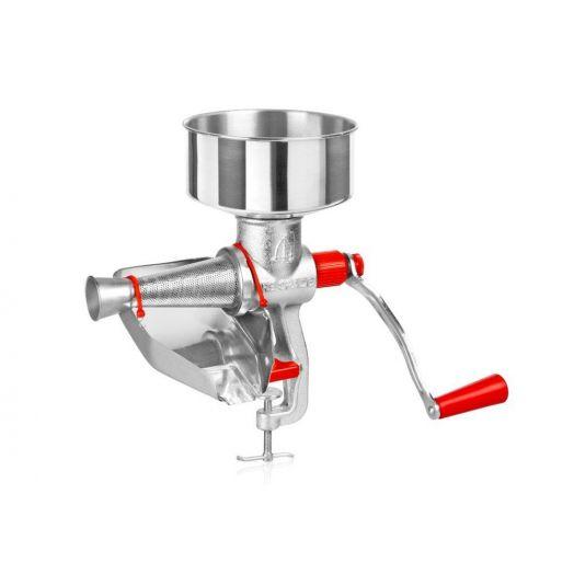 TreSpade Classic manual tomato machine STAINLESS STEEL