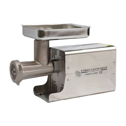 FLB MR7 with #22 mincer stainless steel cover