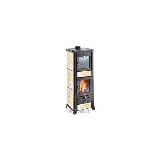 VIVA Wood Heater with Oven