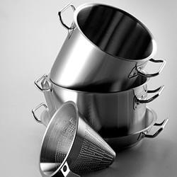 Preserving Pots & Pans